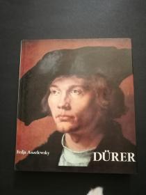 DURER(外文画册,精装)