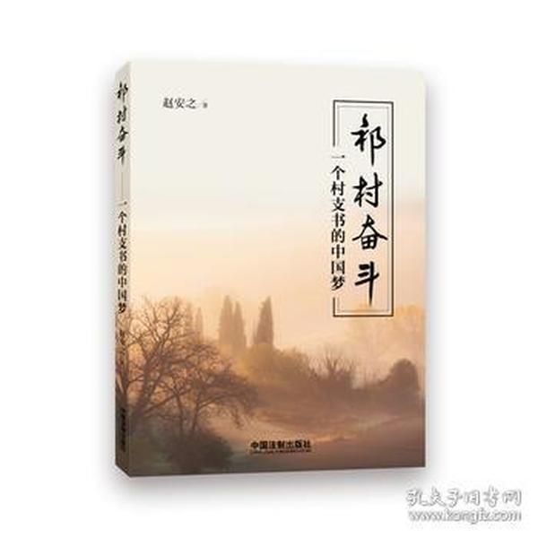 祁村奋斗:一个村支书的中国梦