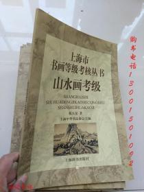 山水画考级——上海市书画等级考核丛书