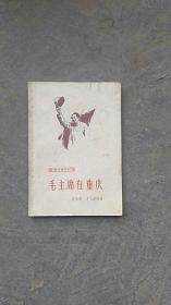 60年代旧书...毛主席在重庆