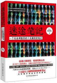 D-迷途笔记:一个社会调查员的十五篇绝密笔记