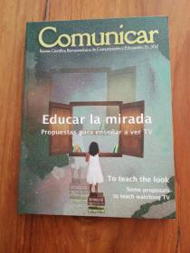 REVISTA CIENTIFICA IBEROAMERICANA DE COMUNICACION Y EDUCACION,31,XVI 科学杂志-31,沟通和教育,(西班牙语)