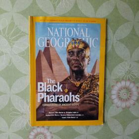 national geographic(February 2008)英文原版