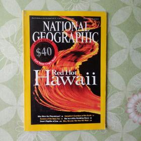 National Geographic(October 2004)英文原版