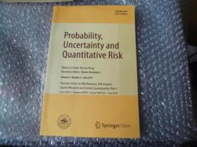 Probability,Uncertainty and Quantitative Risk