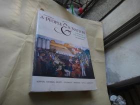 英文原版:a people and a nation brief edition