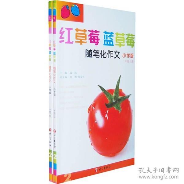 红草莓蓝草2全册