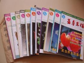 益寿文摘2002年1、2、3、4、5、7、8、9、10、11、12期)【11本合售】