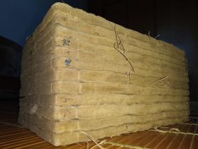 低价出售清早期木刻大开本《字汇》12厚册全