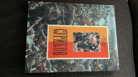 суриков   俄文画册: 俄罗斯著名画家苏里科夫绘画(16开精装)