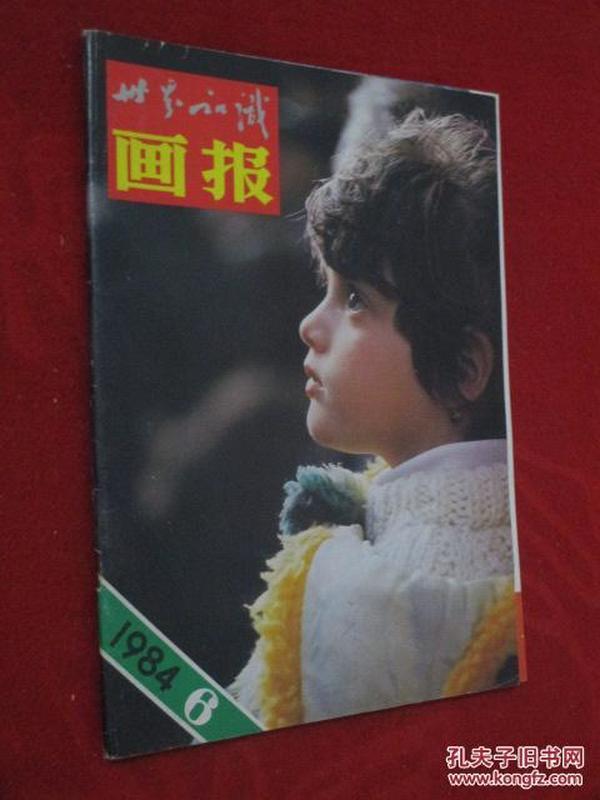 世界知识画报  1984年第6期