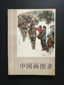 中国画图录(私藏品好)