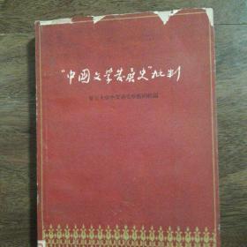 '中国文学发展史'批判