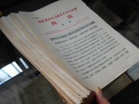 【侵华日军南京大屠杀遇难同胞纪念馆简报1985—1989年】64期