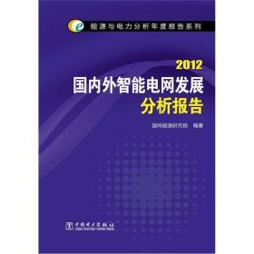 国内外智能电网发展分析报告