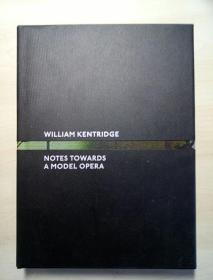 William Kentridge: Notes Towards a Model Opera
