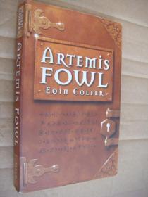 ARTEMIS FOWL 丹麦语版