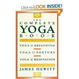 The Complete Yoga Book