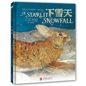 森林鱼国际绘本大师经典: 下雪天(精装绘本)