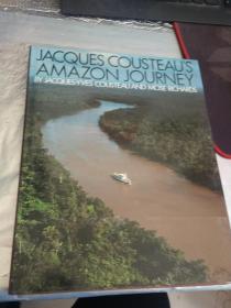 jacques cousteau's amazon journey