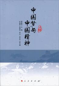 正版未翻阅        中国梦与中国精神