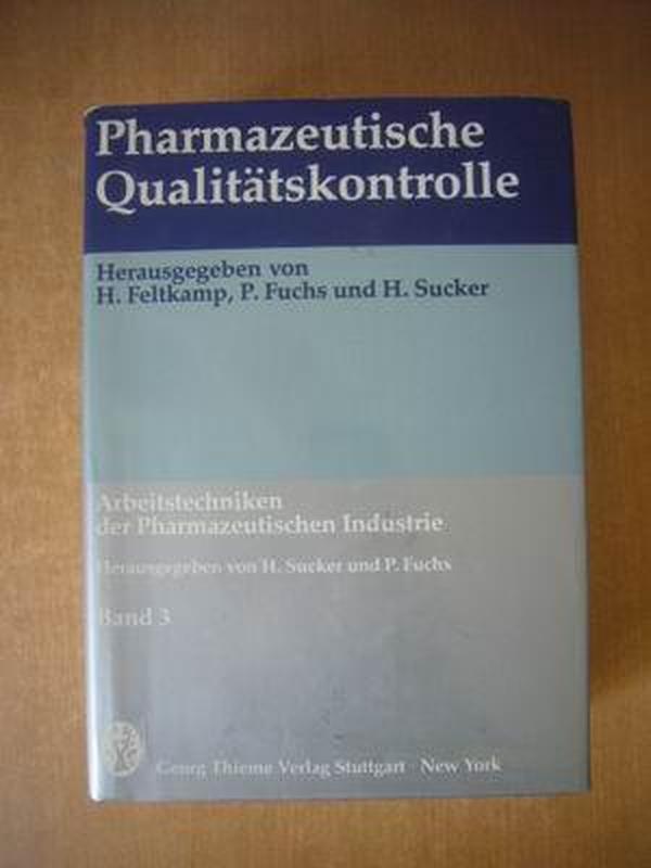 pharmazeutische qualitatskontrolle   制药质量管理