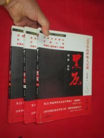 《黑与昼》三部曲(套装共3册)(小16开 作者签名赠本)