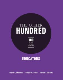 世界各地教师的影像志 The Other Hundred Educators 英文版 摄影艺术