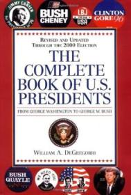 Complete Book Of U.s. Presidents