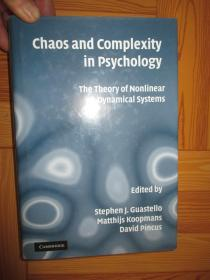 Chaos and Complexity in Psychology: The... (小16开,硬精装)