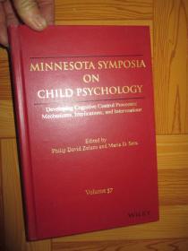 Minnesota Symposia on Child Psychology, ...    (小16开,硬精装)