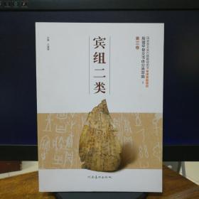 殷墟甲骨文书体分类萃编·第三卷  宾组二类