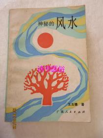 神秘的风水:传统相地术研究——中华神秘文化书系