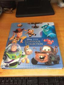 迪士尼皮克斯五分钟故事 英文原版 Disney Pixar Storybook Collection