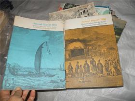 Annual Report 1982+1983(2本合售)