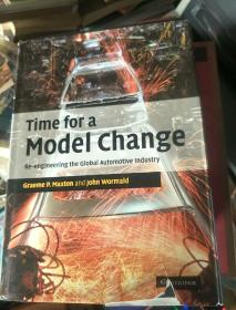 英文原版 Time for a Model Change by Graeme P. Maxton 著