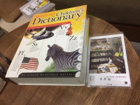 childrens dictionary -  the only dictionary your child will ever need ! 儿童的词典 - 您孩子唯一需要的词典  英文原版 英文教材【存于溪木素年书店】