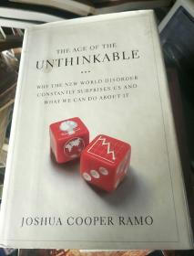 英文原版-- The Age of the Unthinkable Joshua Cooper Ramo