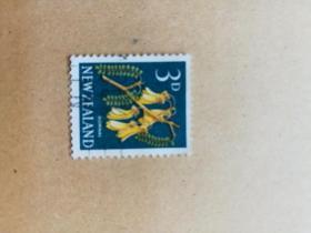 外国邮票 新西兰信销邮票 1枚(乙3-2)