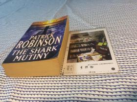 英文原版  the Shark Mutiny  【存于溪木素年书店】