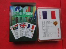 上书房收藏扑克--图说世界国旗,下,
