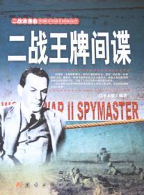 二战浪漫曲:二战王牌间谍