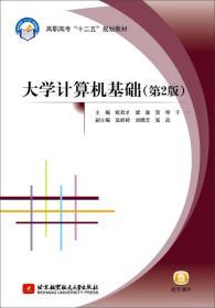 大学计算机基础-(第2版)