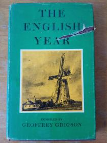 The English Year:from diaries and letters