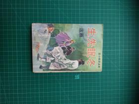 新派武侠小说  《冬眠先生》 香港武林版