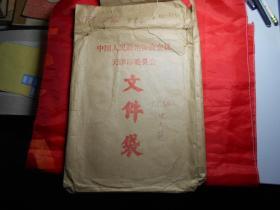著名画家沈大慈的天津市政协委员任命通知书、两次开会通知  (附:会议文件袋一个、专用信封一个、会议分组名单一册、政协会议章程一册)