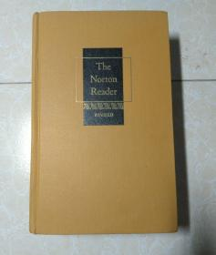 英文原版  The Norton reader: an anthology of expository prose(诺顿读本:散文选集  69年版   精装)