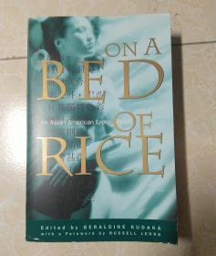 英文原版  ON A BED OF RICE