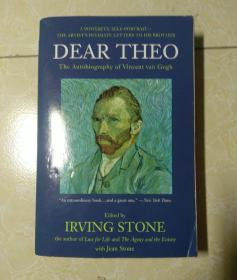 英文原版  Dear Theo:The Autobiography of Vincent van Gogh