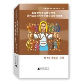 基督教与中国社会文化—第六届国际青年学者研讨会论文集